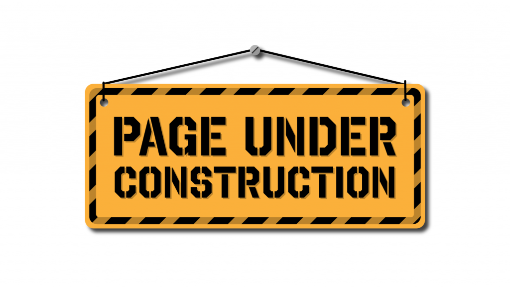Page Under Construction – Leon Leung